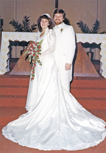 Terri and Steve Reinhart