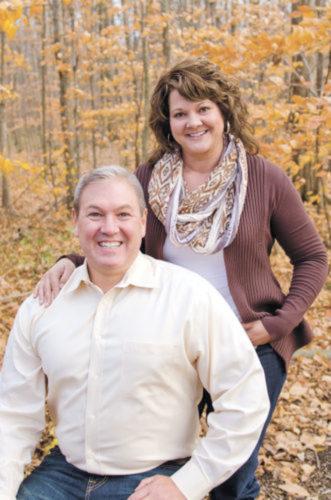 Shayne and Angela Thomas
