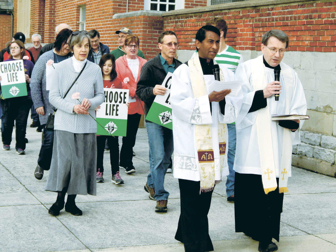 March for Life Tiffin