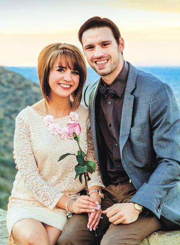 Sara Wahl and Zachary Felton