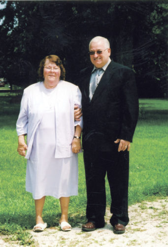 Penny and Larry Feucht