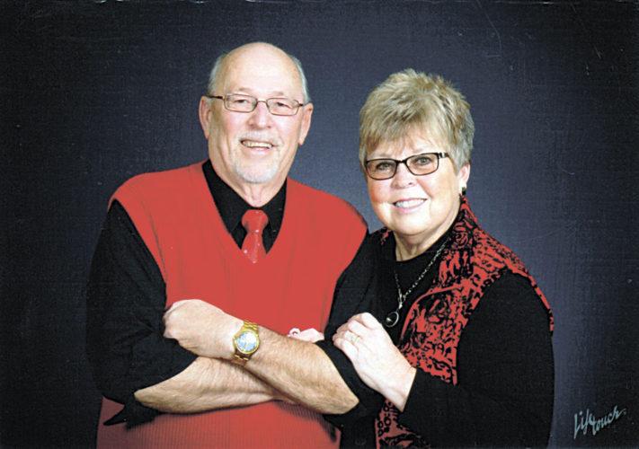 Bob and Linda Chapman