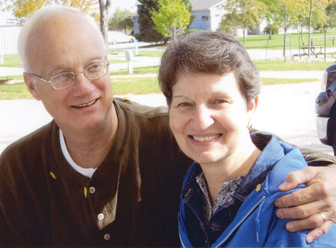 Daniel and Mary Reimer