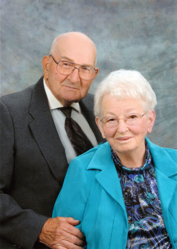 Ralph and Mary Louise  Weinandy
