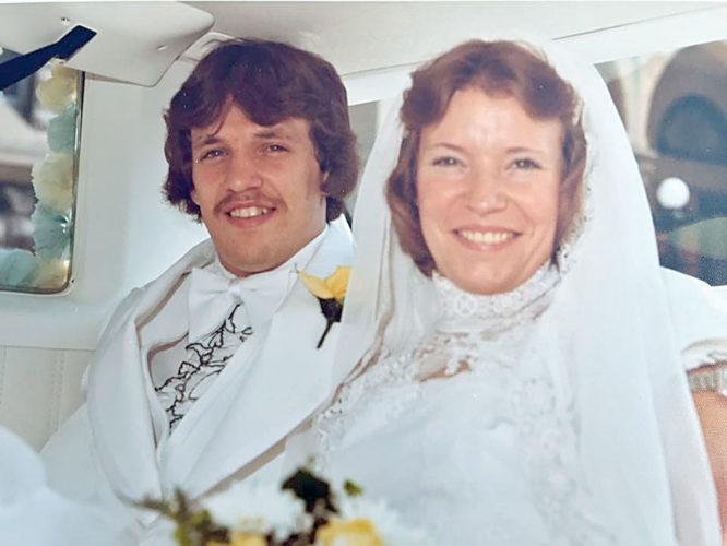 Denny and Linda Wilhelm