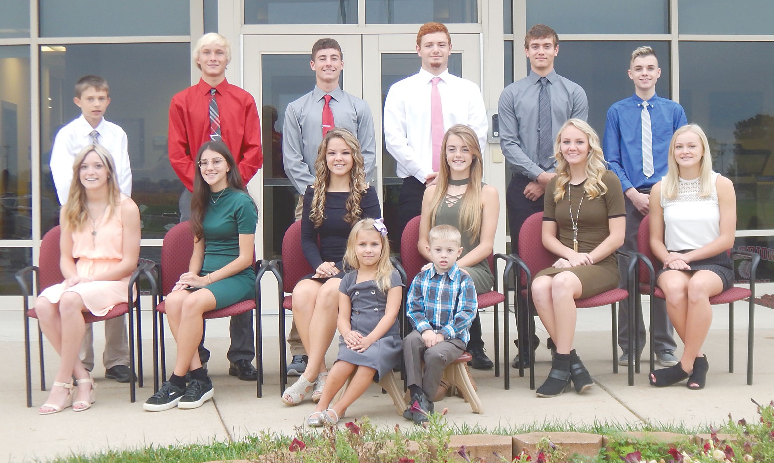Mohawk Homecoming Court News Sports Jobs The
