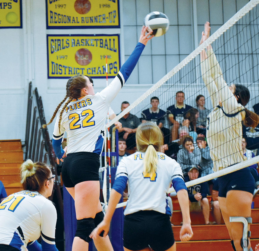 Local Roundup: Pleasant Valley sweeps Foothill on Fight Like a Viking Night