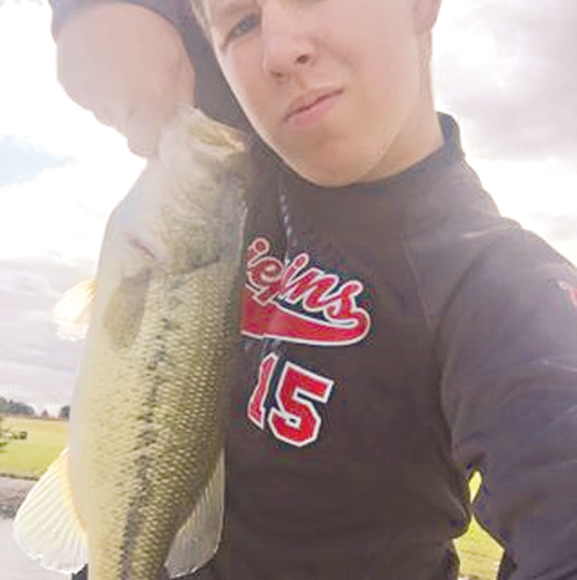H l students starting a bass fishing team news sports for Local bass fishing clubs