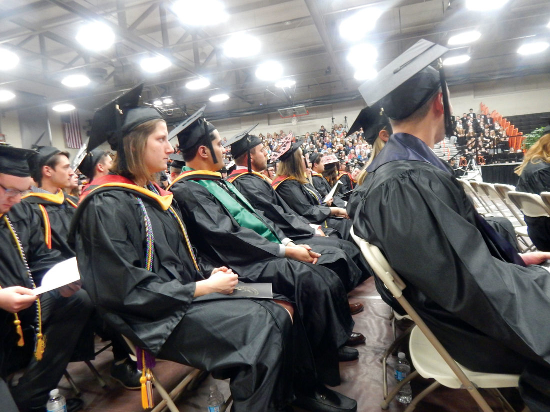 Schreiner Heidelberg local students among 200 graduates at 165th commencement