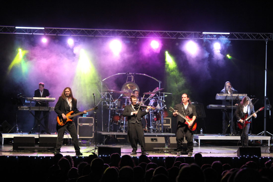 Lights, lasers and rock: Trans-Siberian Orchestra Tribute by ...