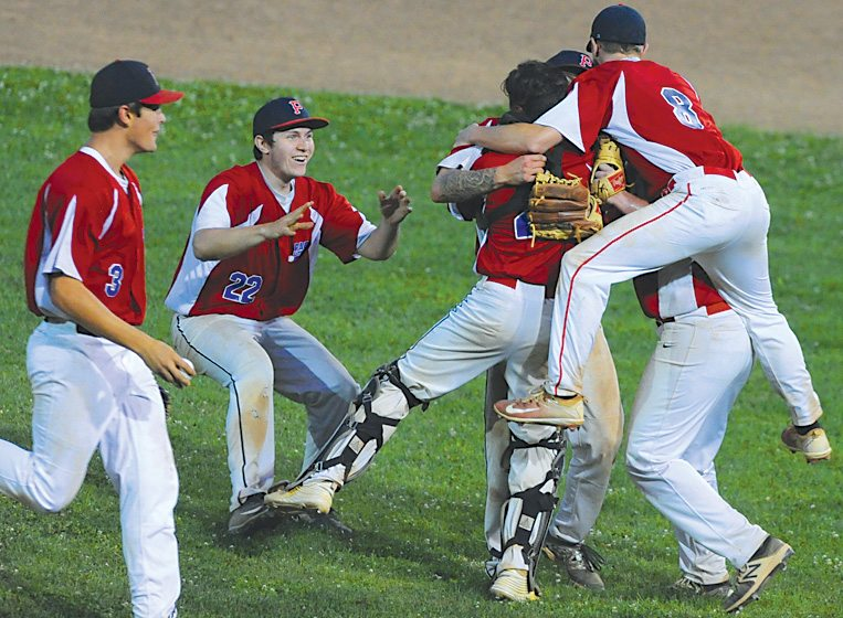Park Home Rallies To Take Kelley Title