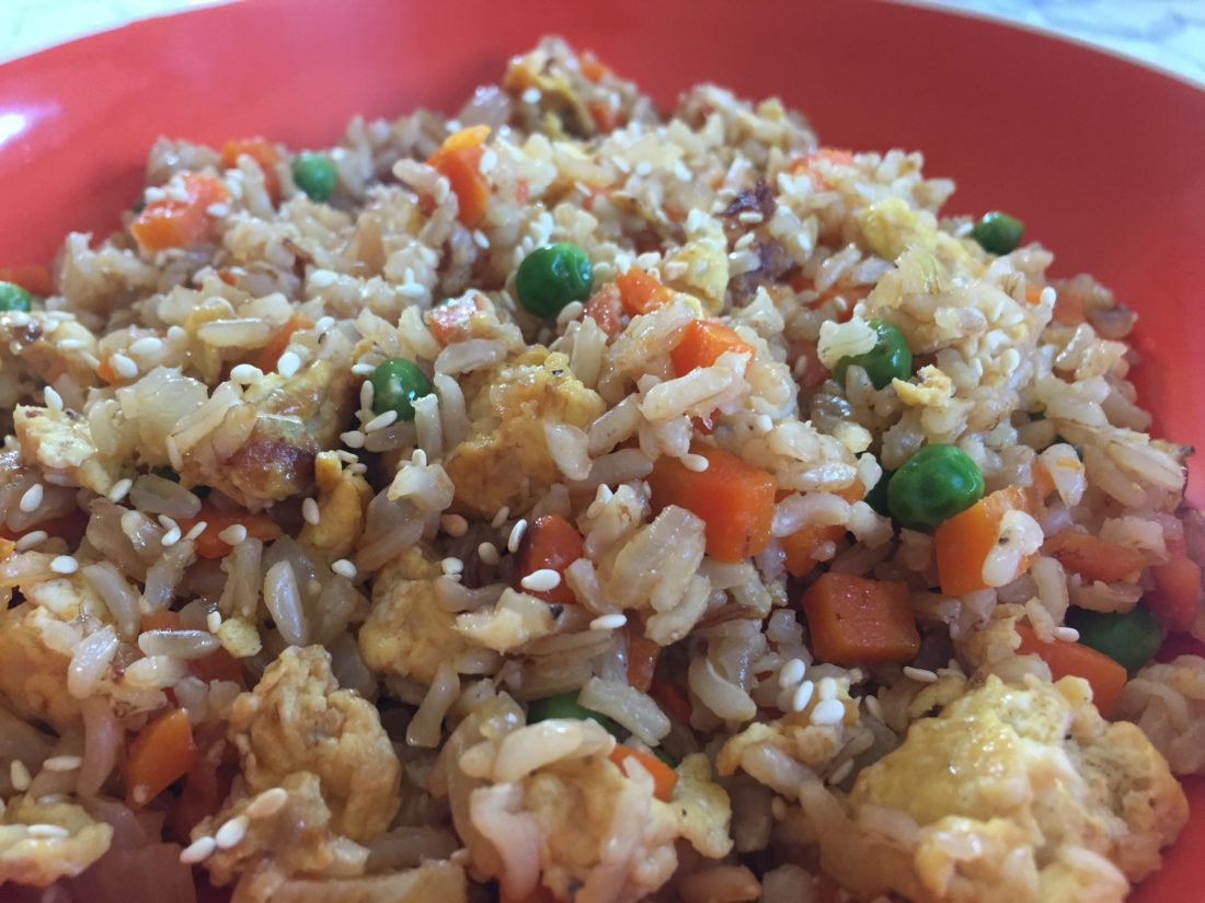 Tasty words try vegetable fried rice for an easy at home take out tasty words try vegetable fried rice for an easy at home take out meal news sports jobs altoona mirror ccuart Choice Image