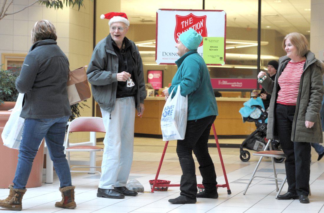 Surprise donations land in Livingston County Salvation Army Red Kettles