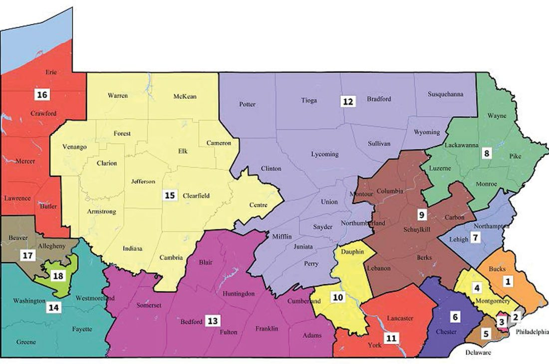 Supreme Court to unveil new congressional map