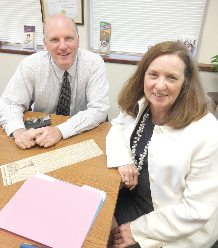 Longtime juvenile probation director passes on the torch | News ...