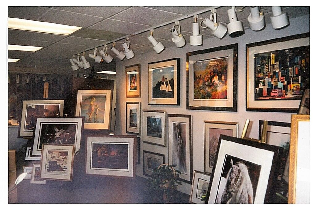 Chamber Honors Framing Hut News Sports Jobs Altoona Mirror