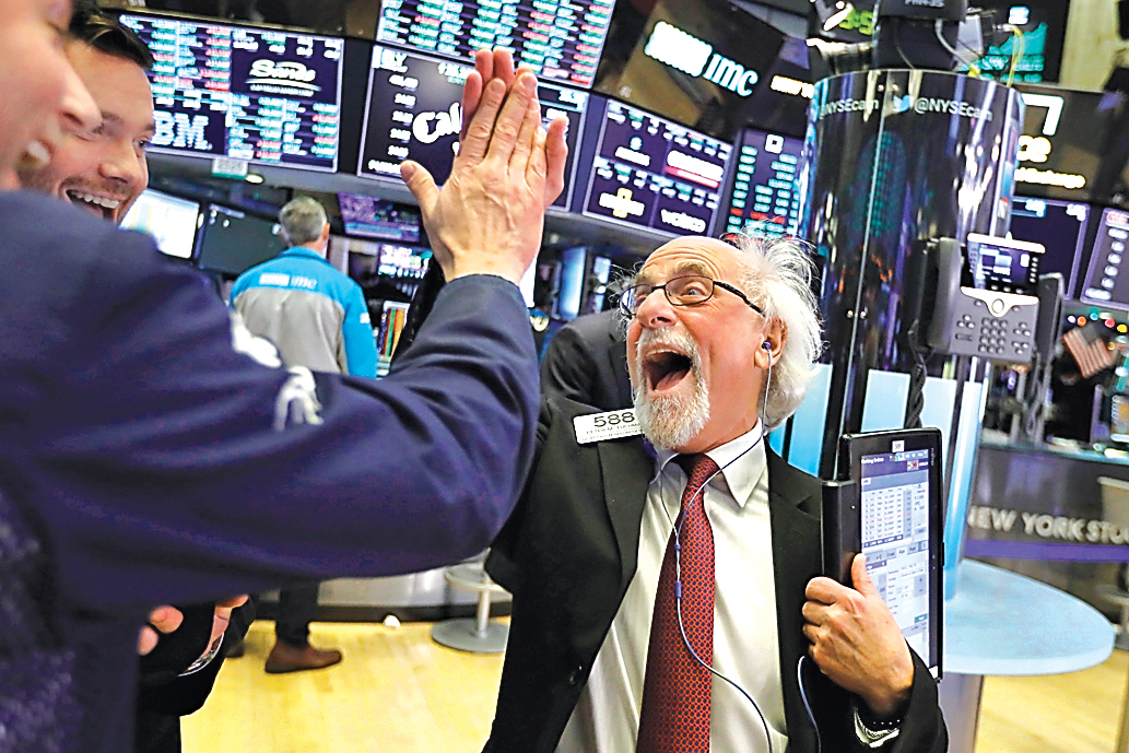 Stocks rebound after pre-holiday thumping