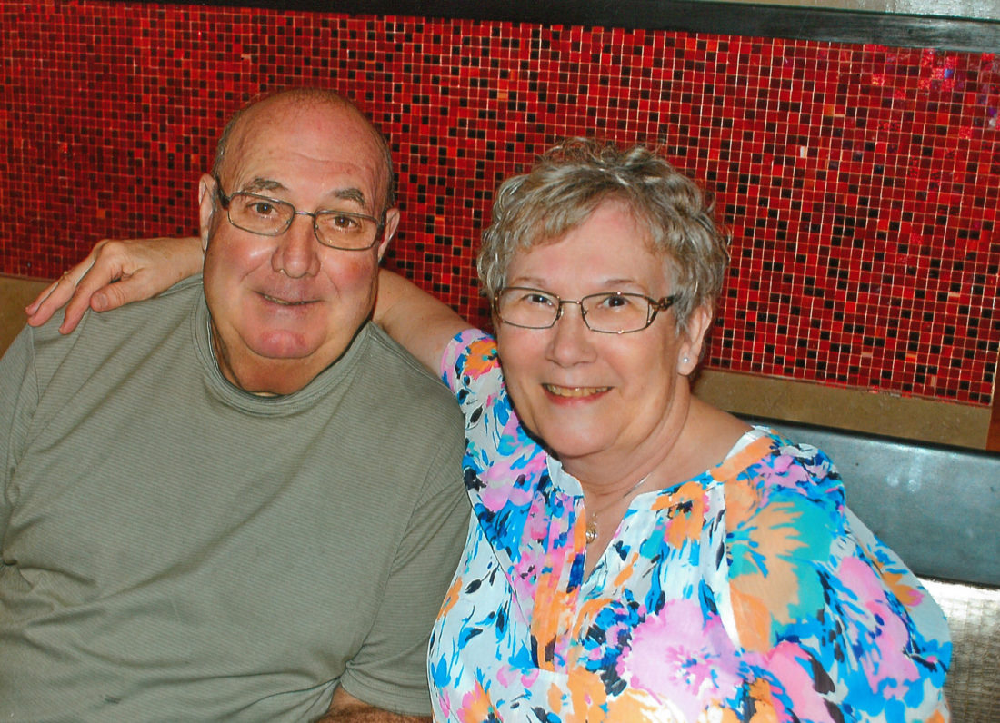 Richard and Donna Hubert