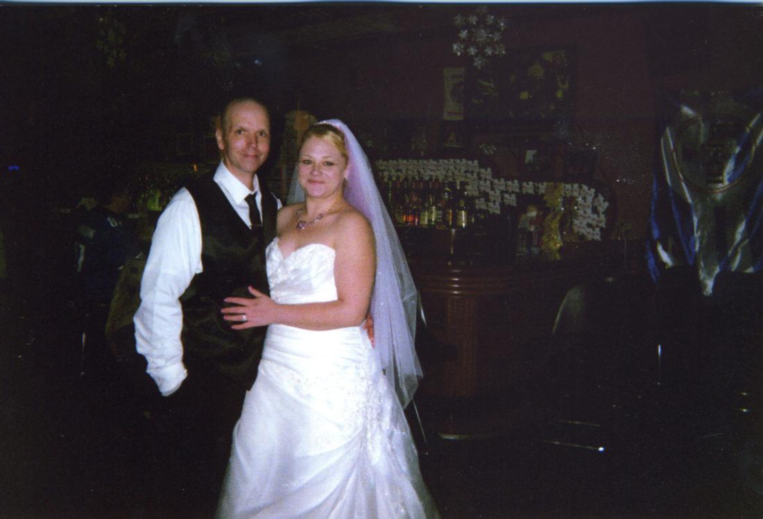 Nicole and Bryan Meyers