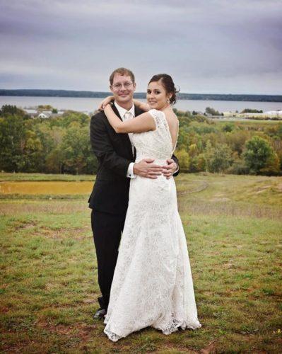 Cassandra and Nicholas Badham