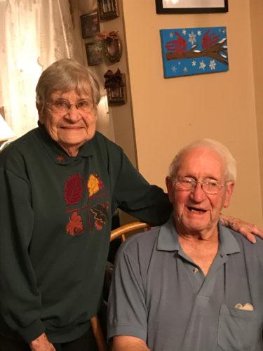 Herbert and Rita Caron