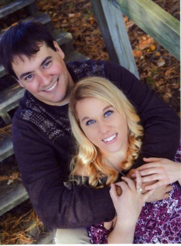 Cassandra Carlson and Bradley Liberty