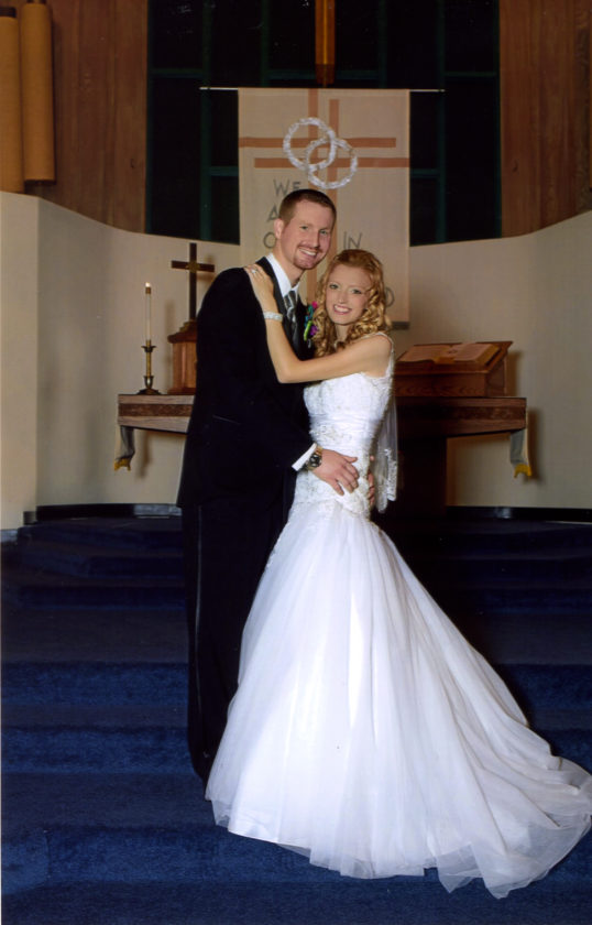 Nicholas and Cheri Robitaille