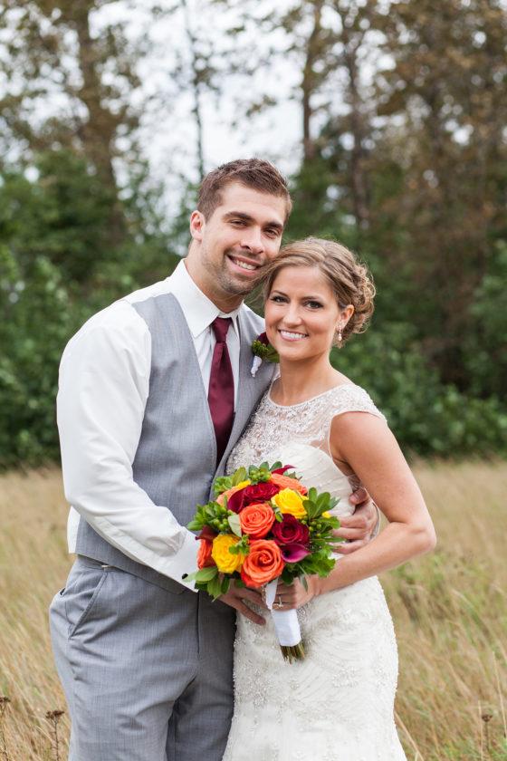 Katie and Blake Mueller