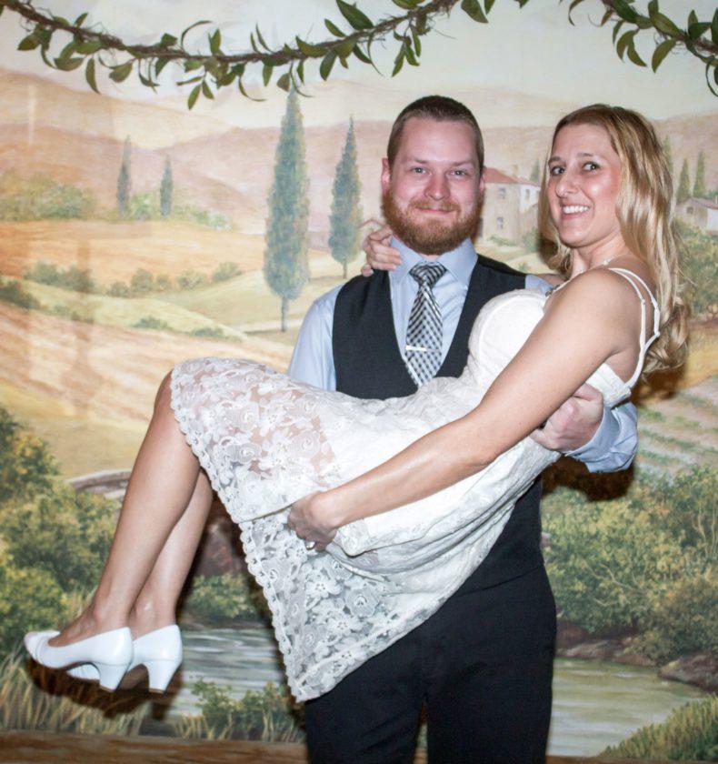 Shane and Tanya Tolman