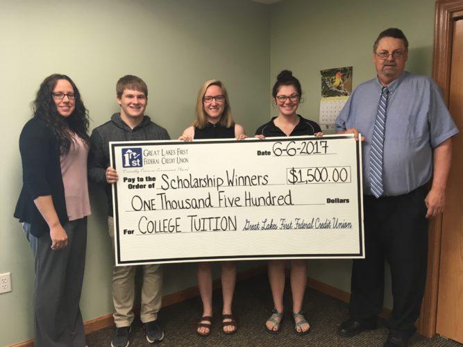CU Scholarship Winners