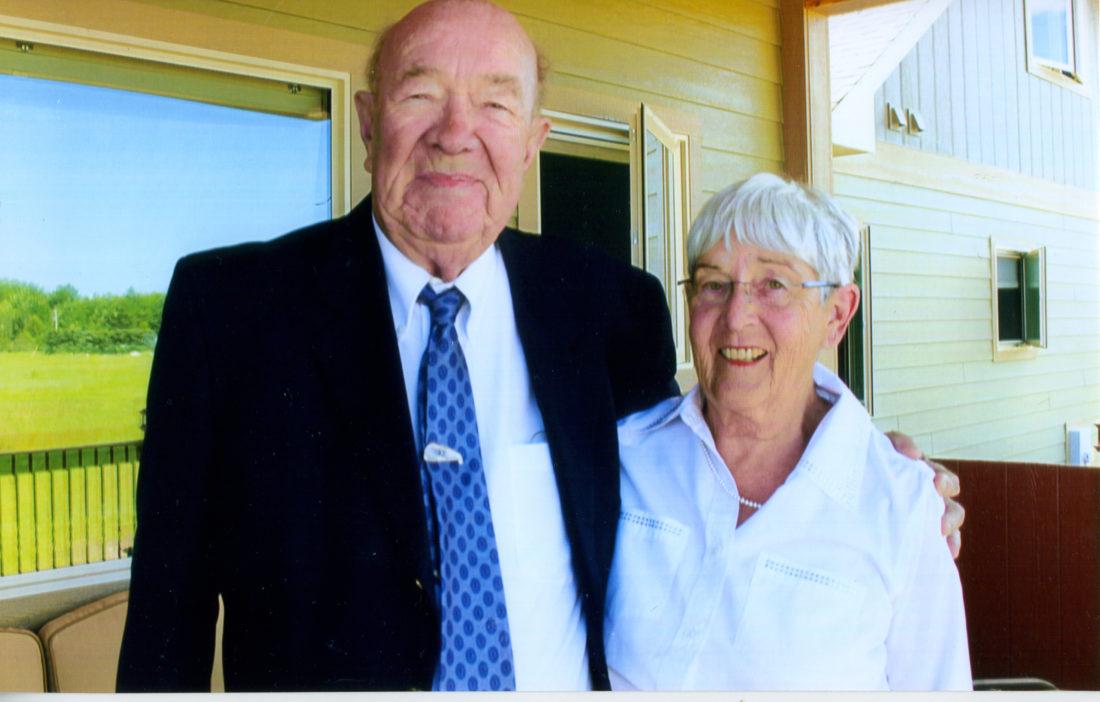Ed and Joy Kuivinen