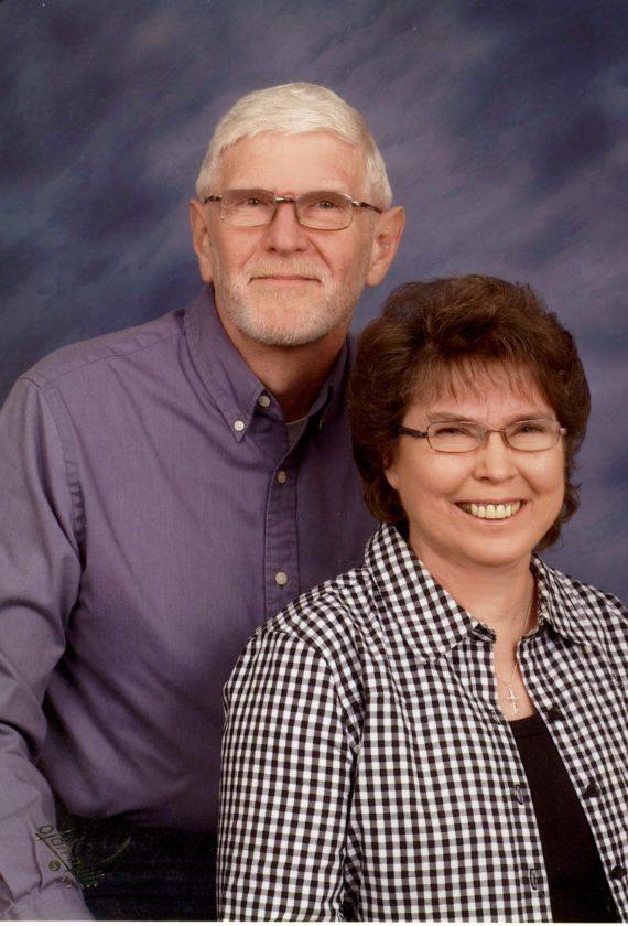Robert and Sherry Potvin