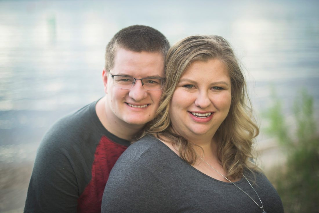 Samantha Rian and Kristopher Nelson