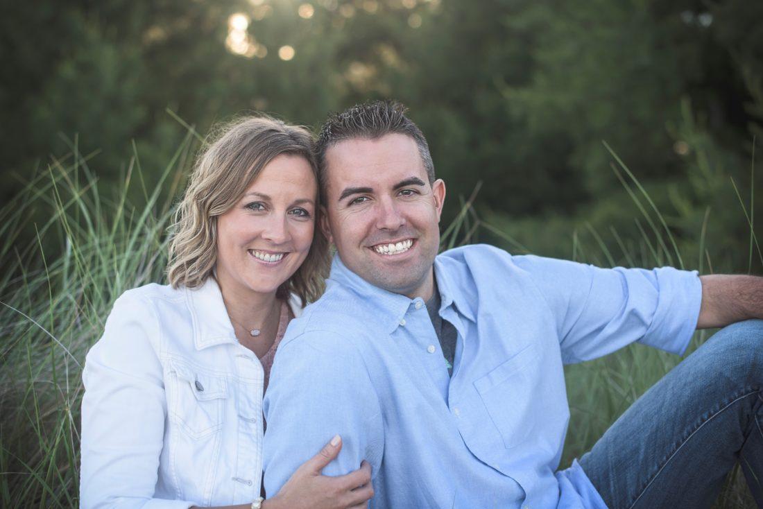 Amy Kaukola and Jeremy Cook