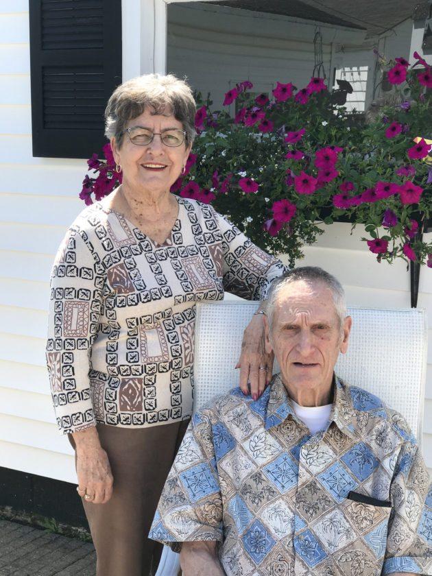 William and Doris Lewis