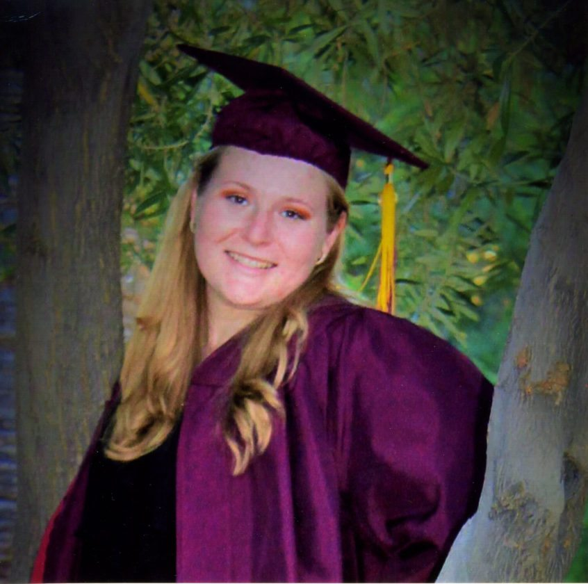 Courtesy photo Callie LaMarche graduated from Arizona State University in May with a degree in biomedical engineering and a business minor.
