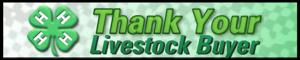 Thank Your Livestock Buyer