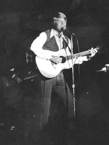Wikipedia photo Glen Campbell performing at the Michigan State Fair that was held in Detroit in 1970. Campbell recently passed away on Aug. 8 from Alzheimer's disease.