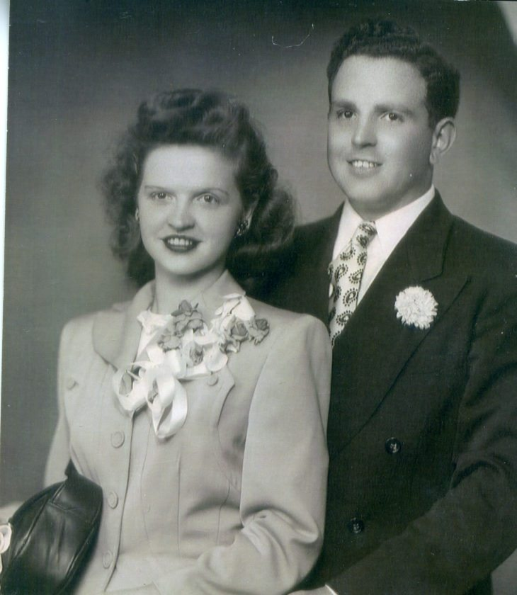 Laurence and Irene St. Martin