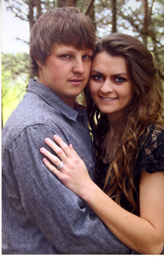 Brittany Klee and Cody Kleiman