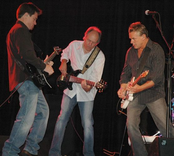 Wikipedia photo Members of the Little River Band perform at the Seminole Hard Rock Hotel and Casino Hollywood in October 2006.