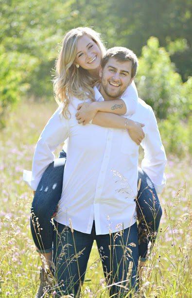 Christine Sharon and Jared Gosse