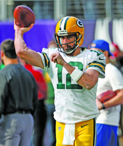 AP photo Green Bay coach Mike McCarthy said Aaron Rodgers will have surgery on his broken right collarbone.