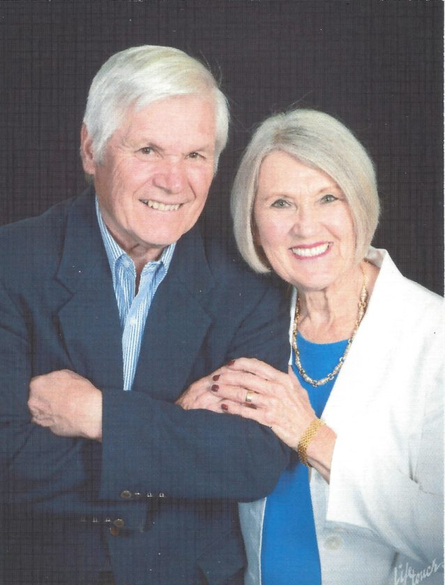 Terry and Susan Hampton