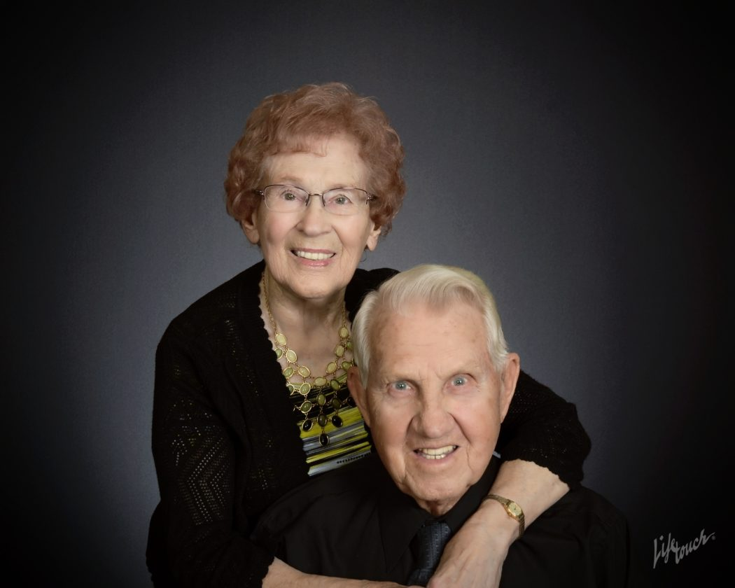 Harold and Nina Johnson