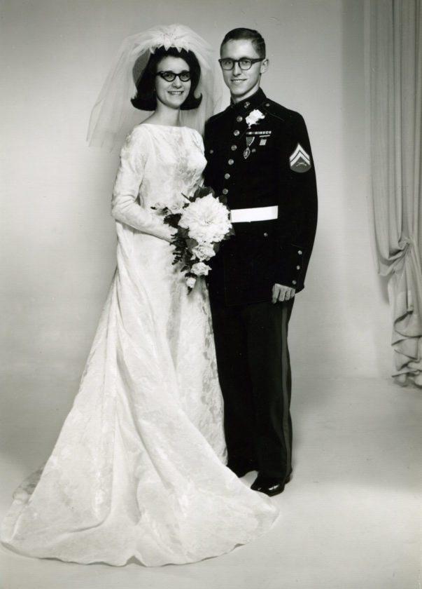 Dennis and Sally Grall