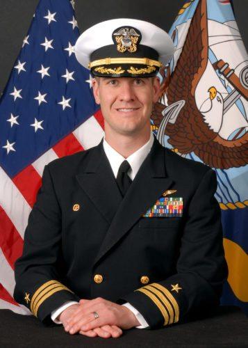Commander David Harris