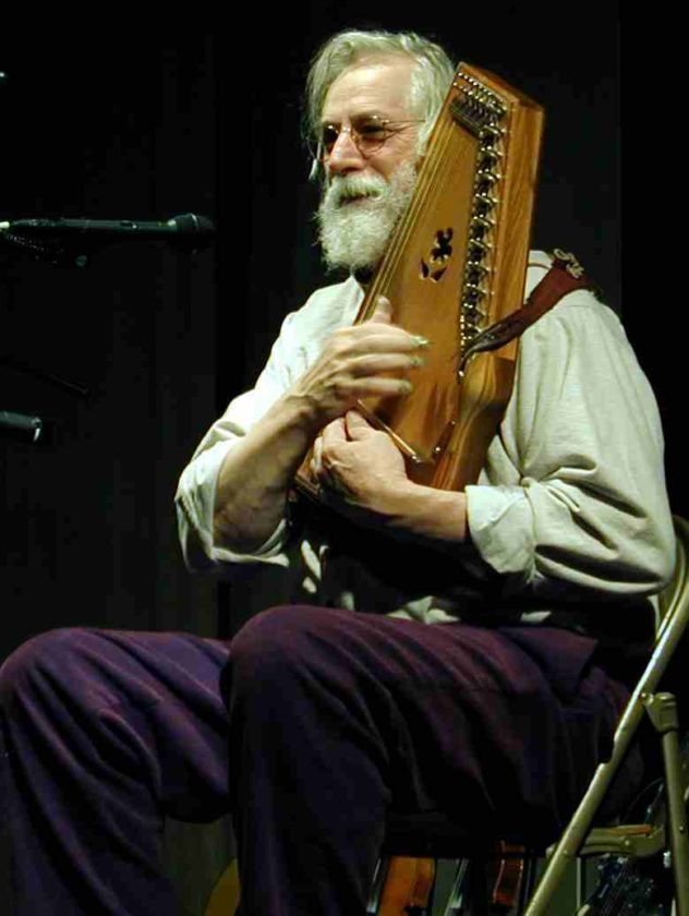 Courtesy photo Bryan Bowers will be in concert at the Jan. 14 Second Sunday Folk Dance in Crystal Falls.