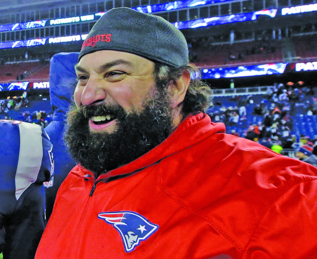 AP photo New England Patriots defensive coordinator Matt Patricia leaves the field Jan. 13 after an NFL divisional playoff game against Tennessee. The Detroit Lions have hired Patricia as their coach. The expected hiring came a day after the Patriots lost to the Philadelphia Eagles in the Super Bowl.