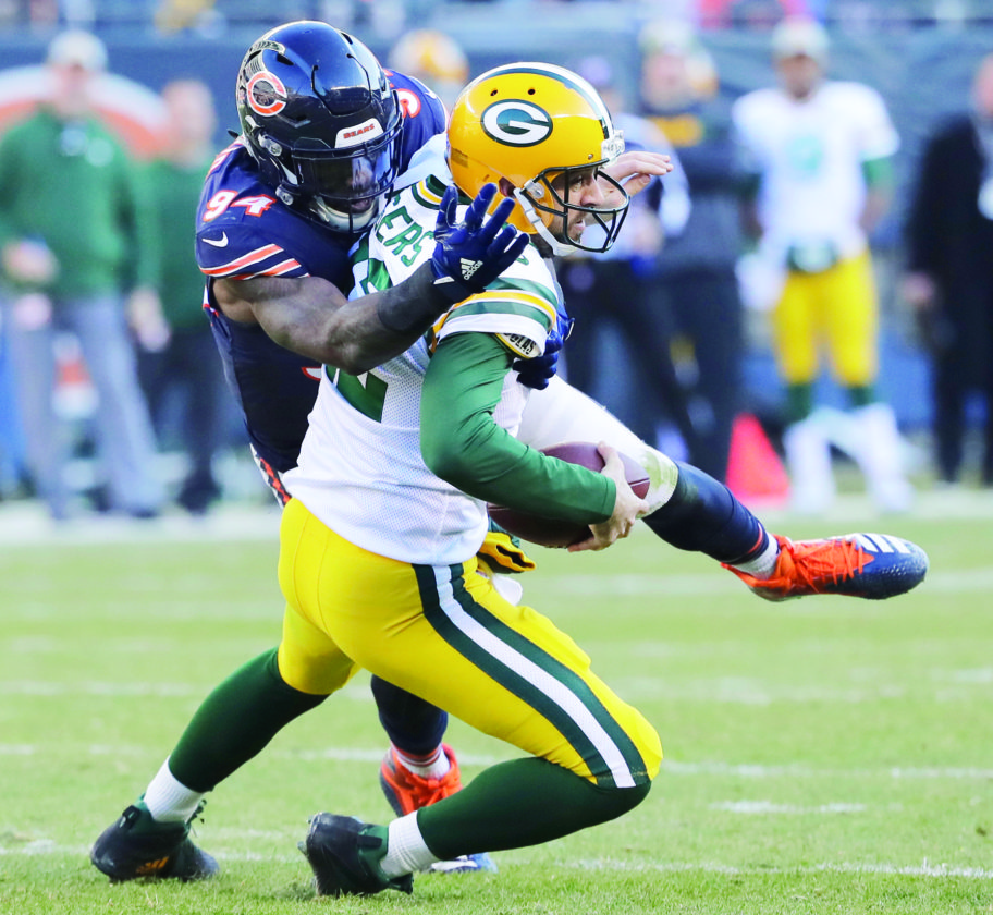 Ryan Glasspiegel discusses the Bears' NFC North title on Sports Feed